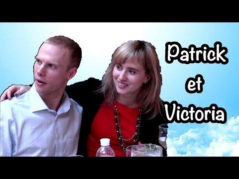 Download Youtube: Patrick de Montréal a rencontré Victoria de Poltava - CQMI - Novembre 2017