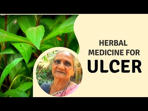 Herbal medicine for Ulcer and wounds