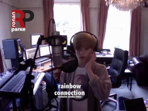 Ronan Parke - Rainbow Connection EXCLUSIVE Studio Video