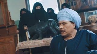 مسلسل بت القبايل - دقق وطل زين في وشي يا حمدان.. ولا الباطل عماك يا خلفة الديب 😳