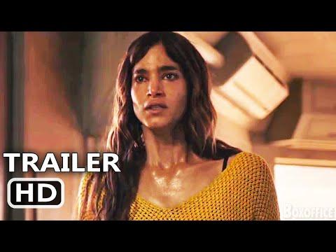 SETTLERS Trailer (2021) Sofia Boutella