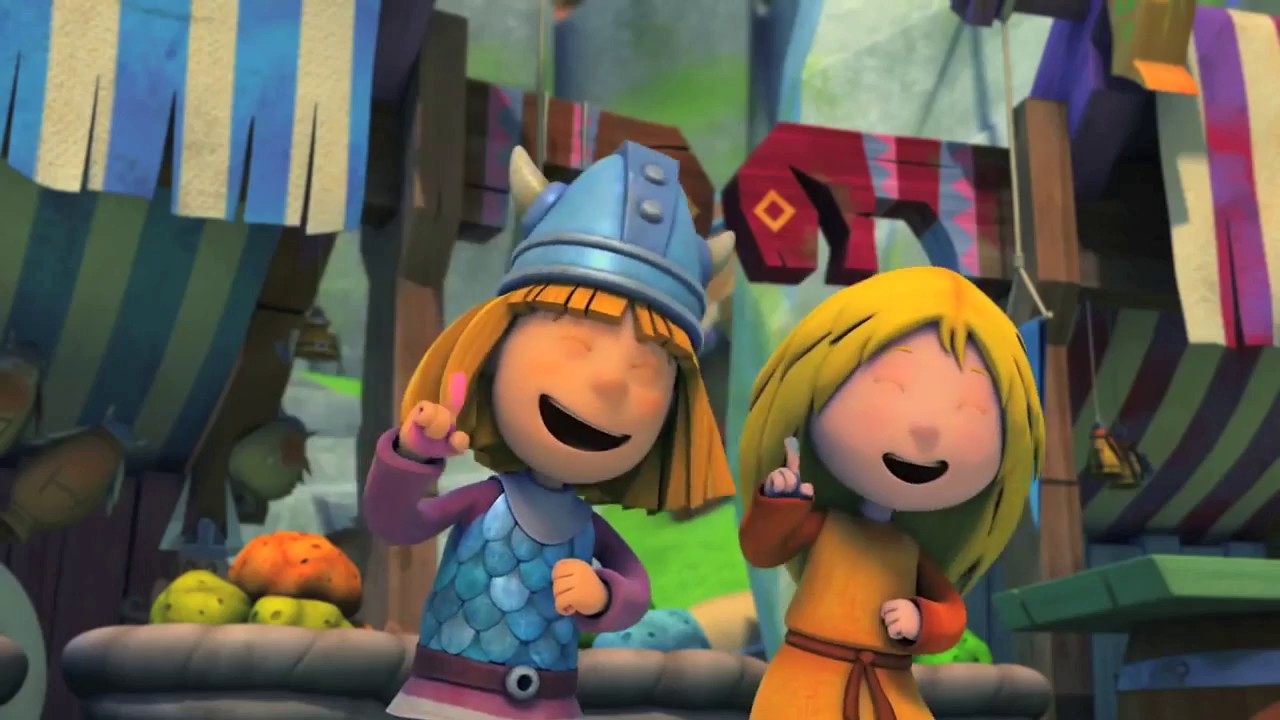Asterix e i vichinghi amazon stefan fjeldmark jesper moller