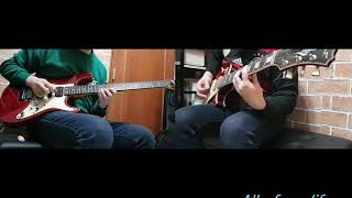 Idina Menzel - Show Yourself (guitar cover with lyrics) [Frozen2 OST]