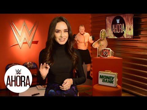 4 Cosas que debes saber antes del RAW de esta noche: WWE AHORA
