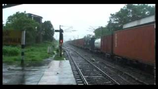 ANGUL WAG7 IN WAP4 SHELL ACCELERATING WELL WITH CONCOR RAKE AT SAPHALE