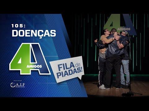 FILA DE PIADAS - DOENÇAS - #105