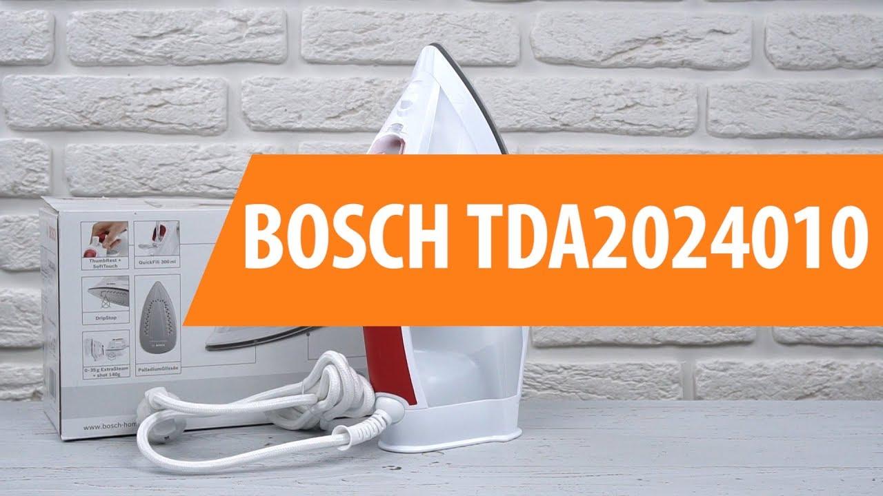 009 РЕМОНТ Утюг BOSCH CCBD5 - YouTube