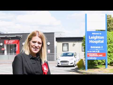 Laura Smith protecting the NHS is vital