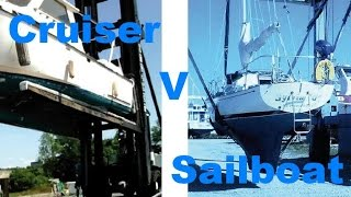Cruiser verses Sailboat on the ICW