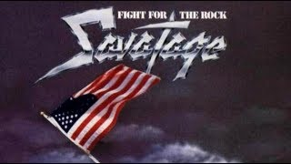 Watch Savatage Out On The Streets in Album Fight For The Rock video