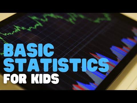 Видео Statistics projects for students
