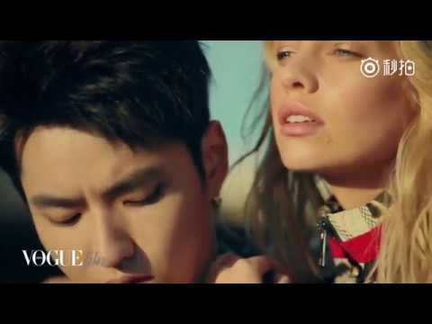 Vogue Film: Kris Wu & Stella Maxwell for VogueMe