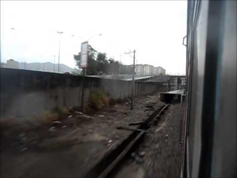 Trem Belford Roxo - De Del Castilho para Pilares