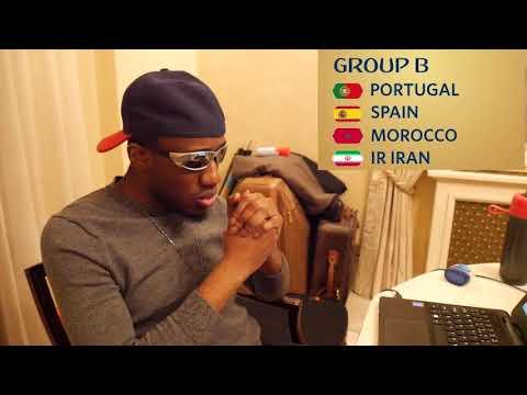 World Cup 2018 Group B Analysis | Portugal, Spain, Morocco, Iran