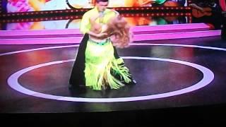"Шоу ""Танцуй! Танцуй!"" Оксана ЧО-ЗО-И и Дмитрий Сергейкин- сальса"