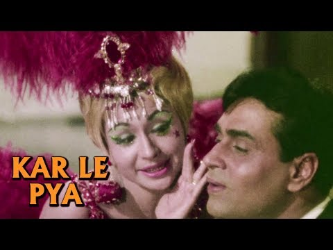Kar Le Pyar - Old Cabaret Songs | Helen | Asha Bhosle | 60's Hits | Talash
