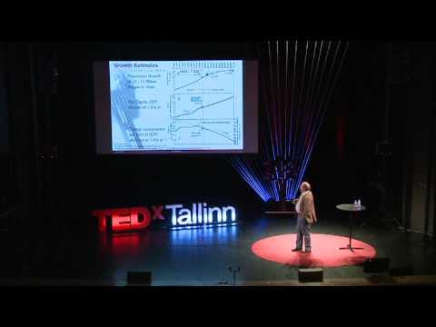 TEDxTallinn - Dieter Meissner - Sustainable Energetics