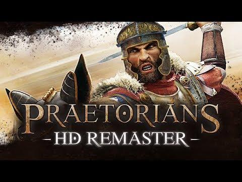 Praetorians - HD Remaster - Gamescom Trailer (ESRB)