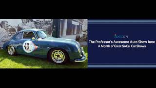 The Professor's Awesome Auto Show June | iDSC071