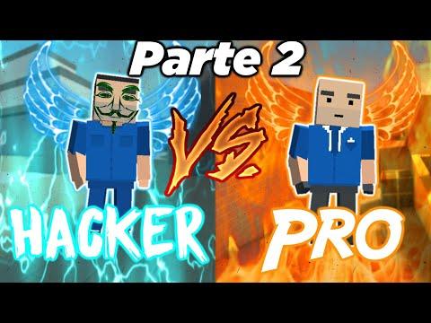 Block Strike - Vida de Um Hack vs Vida de Um Pro (Parte 2)
