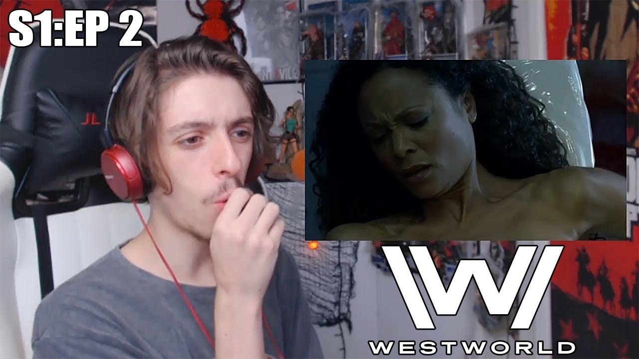 "Download Westworld Season 1: Episode 2 ""Chestnut"" | REACTION"