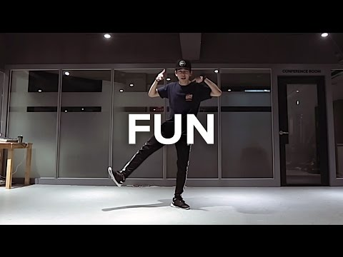 Junho Lee Choreography / Fun - Pitbull (Feat. Chris Brown)
