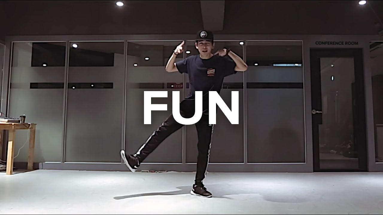 Junho Lee Choreography / Fun - Pitbull (Feat. Chris Brown ...