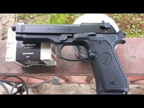 Beretta M9-22. 22 LR  Setting a new standard!