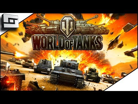 EXPLOSIVE TANK FUN TIMES!  - World Of Tanks Gameplay