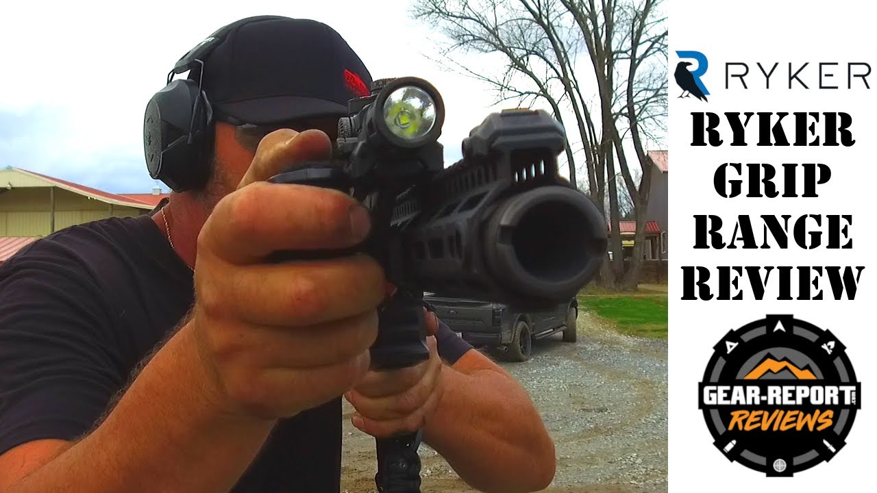 Ryker Grip Range Review from The Gathering at The Sawmill