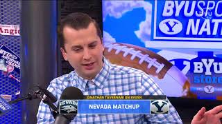 Jonathan Tavenari on BYUSN 12.10.19