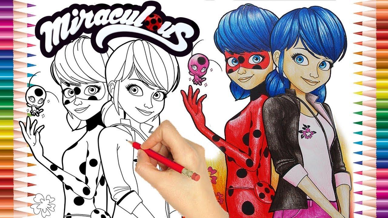 Desenho Da Miraculous Desenhos Para Colorir Desenhos Para