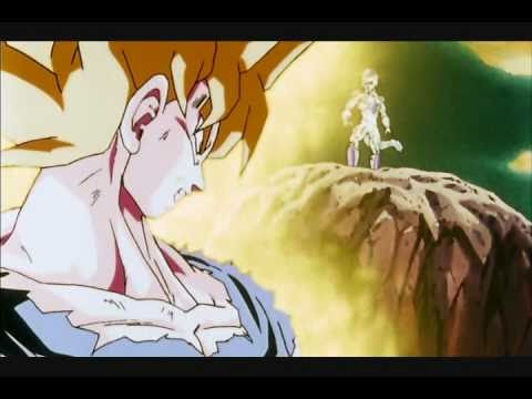 Dbz amv goku vs frieza battle for the universe youtube for Portefeuille dragon ball z