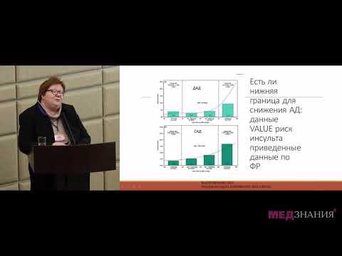 Подходы к лечению артериальной гипертензии при коморбидности. Л. О. Минушкина