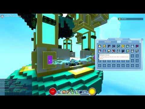 Trove - Take Flight - Shadow Hunter, Wings, Radiant Ruins