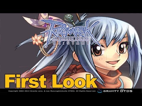 Ragnarok Online Gameplay First Look – MMOs.com
