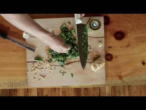 How To Make Pesto Without A Food Processor