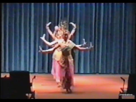 Бурятия красавицы ансамбль Лотос 80-90 гг LOTUS, Buryat ensemble Oriental dance