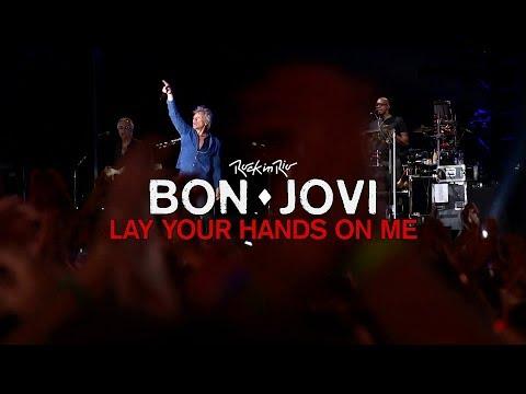 Bon Jovi - Lay Your Hands On Me (Subtitulado) | Rock in Rio 2017
