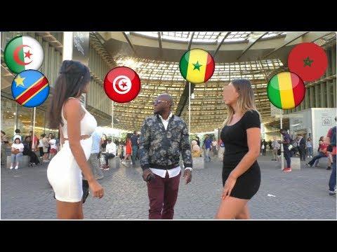 Les Hommes les Plus Beaux de lAfrique selon elles ?