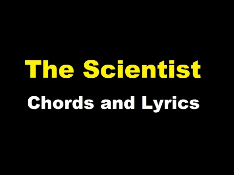 The Scientist Coldplay   with Guitar Chords and Lyrics