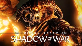 BALROG BOSS FIGHT!! (Middle Earth: Shadow of War, Part 5)
