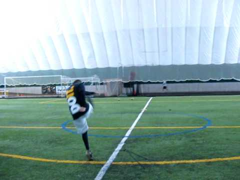 Kicking Field Goals at theDome
