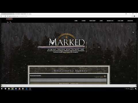 Marked - RP Forum Review