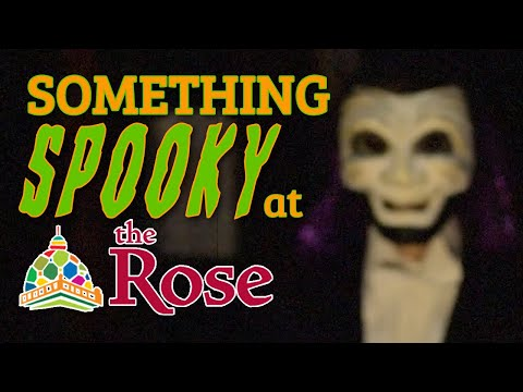 Something Spooky Is Happening At The Rose Theater!