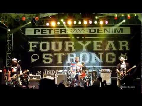 Four Year Strong - Stuck in the Middle (Live in Jakarta, 16 February 2012)