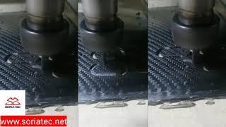 SORIATEC Fabricación de Fusil Arrow para pesca apnea