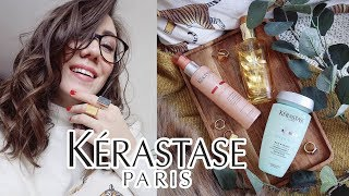 BEAUTY HAUL| ТЕСТ-ДРАЙВ KERASTASE | ЧТО КЛАСС, А ЧТО АТАС?!
