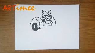 How to Draw a Bumble Bee