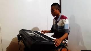 Salah Tompo ~ Wandra ft Suliana | Karaoke by Hendra Keyboardist